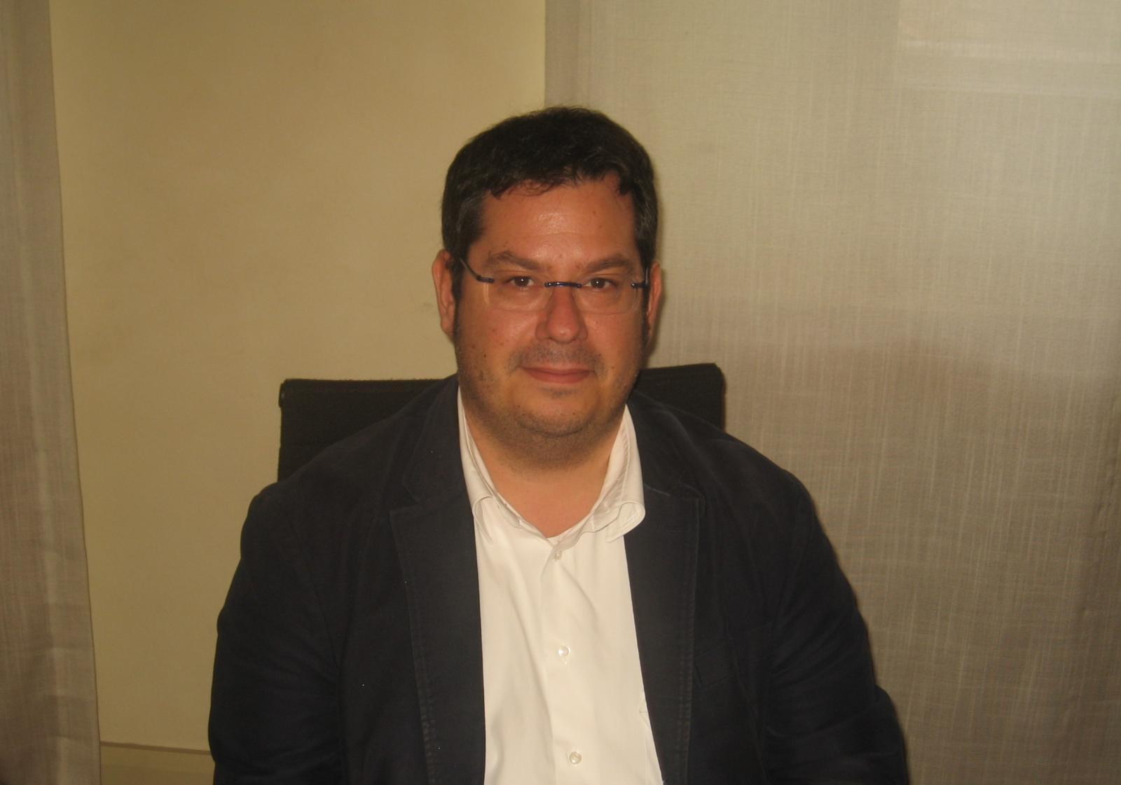 Il vicepresidente della Provincia di Ferrara Nicola Minarelli