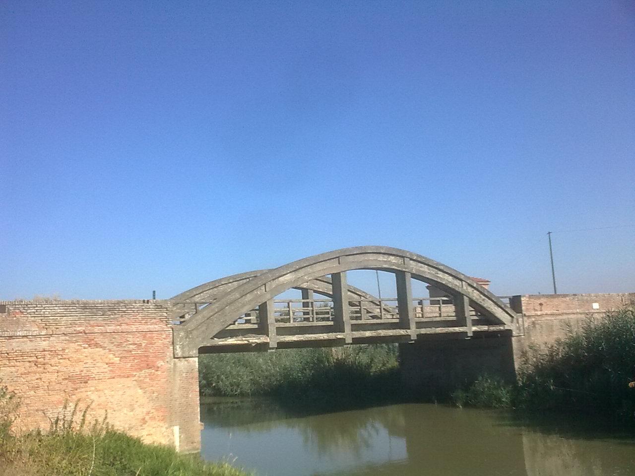 Il ponte dei Santi a Pilastri