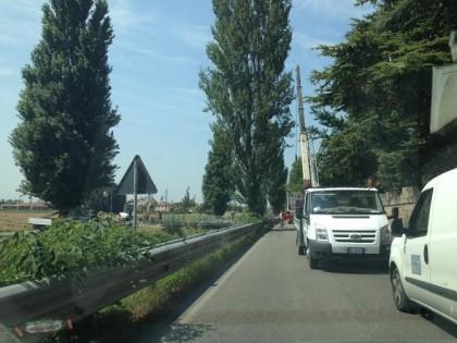 Strada provinciale di Pontegradella