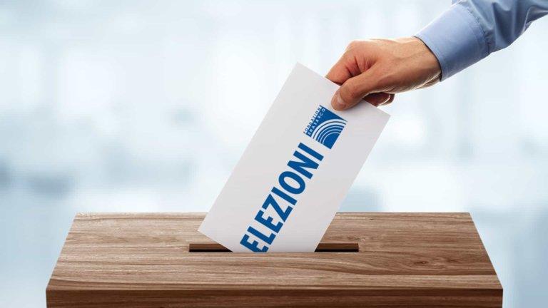 foto di urna elettorale