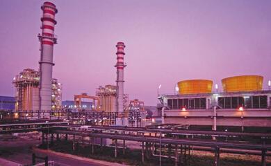 Stabilimento petrolchimico